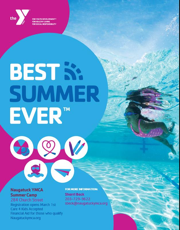 Summer Camp Flyer – NAUGATUCK YMCA